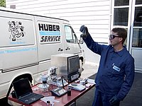 HUBER Product Optimisation Service